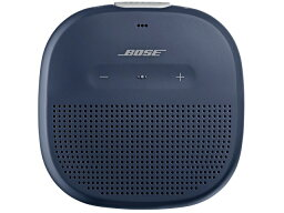 Bose Bluetooth音箱SoundLink Micro Bluetooth speaker[午夜藍色][Bluetooth:○驅動時間:連續再生:6小時]