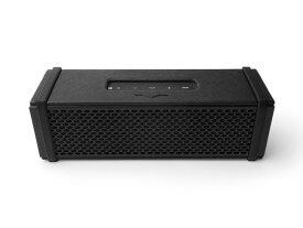 【11/19-11/26限定 エントリーでポイント10倍 +店内全品 5倍】【キャッシュレス 5% 還元】 v-moda Bluetoothスピーカー REMIX-BLACK [BLACK(Black Leather)] [Bluetooth:○ 駆動時間:連続再生(音量50%):10時間]