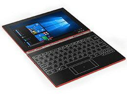 【ポイント5倍】Lenovo ノートパソコン YOGA BOOK with Windows ZA150222JP [ルビーレッド] 【楽天】 【人気】 【売れ筋】【価格】