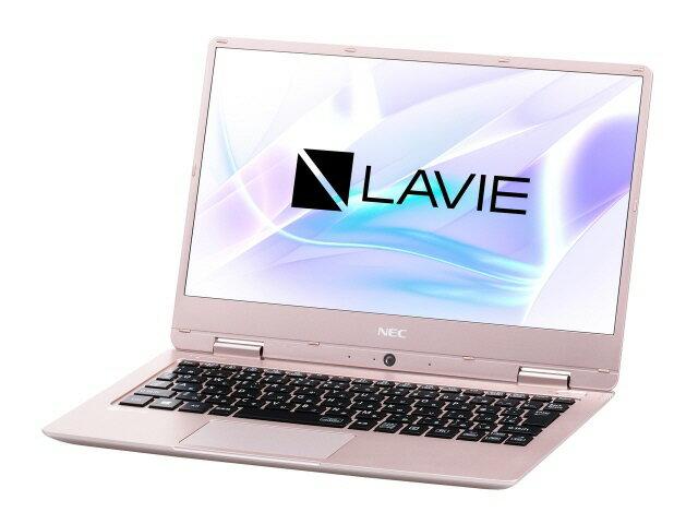【ポイント5倍】NEC ノートパソコン LAVIE Note Mobile NM150/KAG PC-NM150KAG [メタリックピンク]