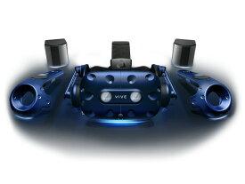 HTC VRゴーグル・VRヘッドセット VIVE Pro 99HANW009-00 [タイプ:VRヘッドセット 対応機器:Windows8.1、Windows10以降のパソコン ディスプレイタイプ:有機EL ディスプレイ解像度:片目あたり:1440x1600/合計:2880x1600] 【楽天】 【人気】 【売れ筋】【価格】