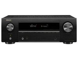 DENON AV放大器AVR-X550BT[圍繞頻道:5.2ch HDMI端子輸入:5系統音頻輸入:2系統]