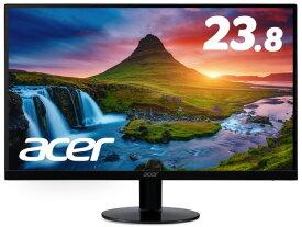 【ポイント25倍!9/14-9/16 (エントリーでポイント20倍+店内全品5倍)】 Acer 液晶モニタ・液晶ディスプレイ SA240YAbmi [23.8インチ ブラック] [モニタサイズ:23.8インチ モニタタイプ:ワイド 解像度(規格):フルHD(1920x1080) 入力端子:D-Sub/HDMI1.4]