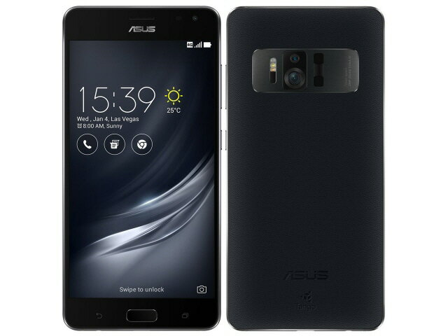 ASUS スマートフォン ZenFone AR ZS571KL 64GB SIMフリー [キャリア:SIMフリー OS種類:Android 7.0 販売時期:2017年夏モデル 画面サイズ:5.7インチ 内蔵メモリ:ROM 64GB RAM 6GB バッテリー容量:3300mAh] 【楽天】 【人気】 【売れ筋】【価格】