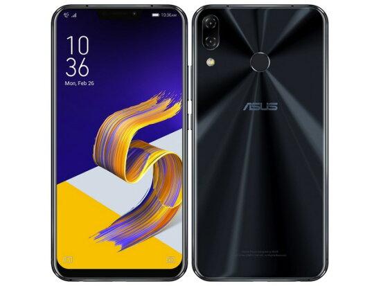 無ASUS智慧型手機ZenFone 5Z SIM[shainiburakku][履歷:無SIM OS種類:Android 8.0銷售時期:在2018年夏季款畫面尺寸:6.2英寸內置存儲器:ROM 128GB RAM 6GB電池容量:]3300mAh] YOUPLAN