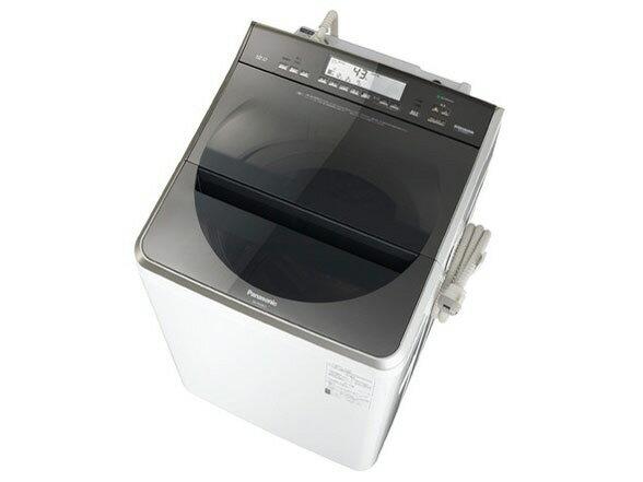 【ポイント5倍】【代引不可】パナソニック 洗濯機 NA-FA120V1-W [ホワイト] [洗濯機スタイル:簡易乾燥機能付洗濯機 開閉タイプ:上開き 洗濯容量:12kg] 【楽天】 【人気】 【売れ筋】【価格】