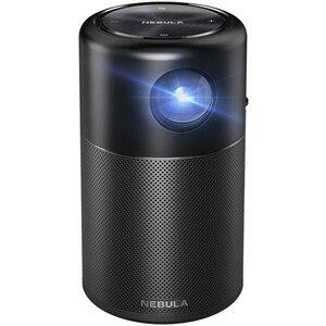 ANKER プロジェクタ Nebula Capsule Pro [ブラック] [パネルタイプ:DLP 最大輝度:150ルーメン コントラスト比:400:1] 【楽天】 【人気】 【売れ筋】【価格】