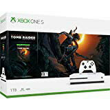 【ポイント5倍】マイクロソフト ゲーム機 Xbox One S (シャドウ オブ ザ トゥームレイダー同梱版) [1TB] 【楽天】 【人気】 【売れ筋】【価格】