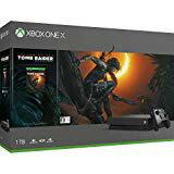 【ポイント5倍】マイクロソフト ゲーム機 Xbox One X (シャドウ オブ ザ トゥームレイダー同梱版) [1TB] 【楽天】 【人気】 【売れ筋】【価格】