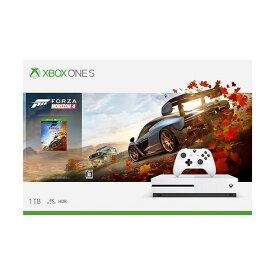 【キャッシュレス 5% 還元】 マイクロソフト ゲーム機 Xbox One S Forza Horizon 4 同梱版 234-00567 [1TB] 【楽天】 【人気】 【売れ筋】【価格】
