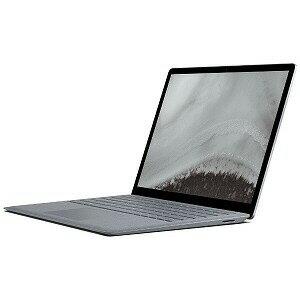 【ポイント5倍】マイクロソフト ノートパソコン Surface Laptop 2 LQN-00019 [プラチナ] 【楽天】 【人気】 【売れ筋】【価格】