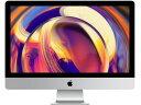 【キャッシュレス 5% 還元】 【ポイント5倍】Apple Mac デスクトップ iMac Retina 5Kディスプレイモデル MRQY2J/A [3…