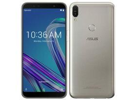 ASUS スマートフォン ZenFone Max Pro (M1) SIMフリー [メテオシルバー]