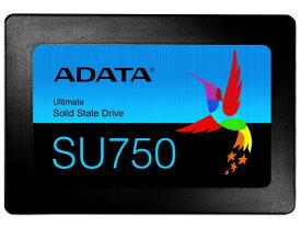 【キャッシュレス 5% 還元】 ADATA SSD Ultimate SU750 ASU750SS-512GT-C [容量:512GB 規格サイズ:2.5インチ インターフェイス:Serial ATA 6Gb/s タイプ:3D TLC NAND] 【楽天】 【人気】 【売れ筋】【価格】