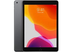 【キャッシュレス 5% 還元】 【ポイント5倍】Apple タブレットPC(端末)・PDA iPad 10.2インチ 第7世代 Wi-Fi 32GB 2019年秋モデル MW742J/A [スペースグレイ] [OS種類:iPadOS 画面サイズ:10.2インチ CPU:Apple A10 ストレージ容量:32GB]