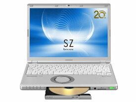 【キャッシュレス 5% 還元】 パナソニック ノートパソコン Let's note SZ5 CF-SZ5PDQVS [画面サイズ:12.1インチ CPU:第6世代 インテル Core i5 6300U(Skylake)/2.4GHz/2コア CPUスコア:4366 ストレージ容量:SSD:256GB メモリ容量:8GB OS:Windows 10 Pro 64bit]