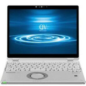 パナソニック ノートパソコン Let's note QV8 CF-QV8FDAVS [画面サイズ:12型(インチ) CPU:第8世代 インテル Core i5 8265U(Whiskey Lake)/1.6GHz/4コア CPUスコア:6132 ストレージ容量:SSD:256GB メモリ容量:8GB OS:Windows 10 Pro 64bit 重量:0.949kg]