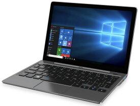 GPD ノートパソコン GPD Pocket2 Max(8100Y) [画面サイズ:8.9インチ CPU:インテル Core m3 8100Y(Amber Lake Y)/1.1GHz/2コア CPUスコア:3028 ストレージ容量:M.2 SSD:512GB メモリ容量:16GB OS:Windows 10 Home 64bit 重量:0.65kg]