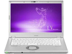 パナソニック ノートパソコン Let's note LV8 CF-LV8RD7VS [画面サイズ:14型(インチ) CPU:第8世代 インテル Core i5 8365U(Whiskey Lake)/1.6GHz/4コア CPUスコア:6402 ストレージ容量:SSD:256GB メモリ容量:8GB OS:Windows 10 Pro 64bit 重量:1.18kg]