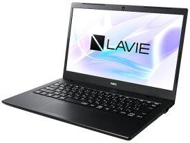 NEC ノートパソコン LAVIE Smart HM PC-SN18CSADG-D [パールブラック] [画面サイズ:14型(インチ) CPU:インテル Celeron 4205U(Whiskey Lake)/1.8GHz/2コア CPUスコア:1311 ストレージ容量:SSD:256GB メモリ容量:4GB OS:Windows 10 Home 64bit 重量:1.5kg]