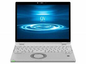 パナソニック ノートパソコン Let's note QV8 CF-QV8FDPQR [画面サイズ:12型(インチ) CPU:第8世代 インテル Core i5 8265U(Whiskey Lake)/1.6GHz/4コア CPUスコア:6123 ストレージ容量:SSD:256GB メモリ容量:16GB OS:Windows 10 Pro 64bit 重量:0.949kg]