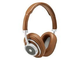 MASTER & DYNAMIC イヤホン・ヘッドホン MW50S2+ [SILVER/BROWN] [タイプ:オーバーヘッド 装着方式:両耳 構造:密閉型(クローズド) 駆動方式:ダイナミック型 再生周波数帯域:5Hz〜30kHz] 【楽天】 【人気】 【売れ筋】【価格】