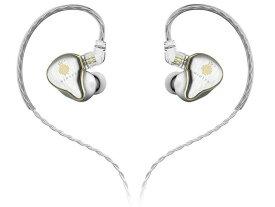 Hidizs イヤホン・ヘッドホン MS4 [Silver] [タイプ:カナル型 装着方式:両耳 構造:密閉型(クローズド) 駆動方式:ハイブリッド型 ハイレゾ:○] 【楽天】 【人気】 【売れ筋】【価格】