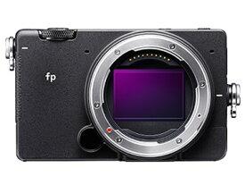 【ポイント5倍】シグマ デジタル一眼カメラ SIGMA fp ボディ 【楽天】 【人気】 【売れ筋】【価格】
