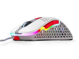 【ポイント5倍】Xtrfy マウス M4 RGB [レトロ] [タイプ:光学式マウス インターフェイス:USB その他機能:カウント切り替え可能 重さ:69g] 【楽天】 【人気】 【売れ筋】【価格】