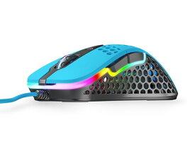 Xtrfy マウス M4 RGB [ブルー] [タイプ:光学式マウス インターフェイス:USB その他機能:カウント切り替え可能 重さ:69g] 【楽天】 【人気】 【売れ筋】【価格】