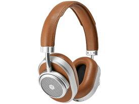MASTER & DYNAMIC イヤホン・ヘッドホン MW65 [Silver Metal/Brown Leather] [タイプ:オーバーヘッド 装着方式:両耳 駆動方式:ダイナミック型] 【楽天】 【人気】 【売れ筋】【価格】