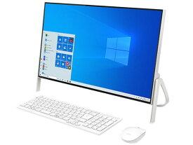 富士通 デスクトップパソコン FMV ESPRIMO FH52/E1 FMVF52E1W [CPU種類:インテル Celeron 4205U(Whiskey Lake) コア数:2コア CPUスコア:1322 メモリ容量:4GB ストレージ容量:SSD:512GB OS:Windows 10 Home 64bit ビデオチップ:Intel UHD Graphics 610]