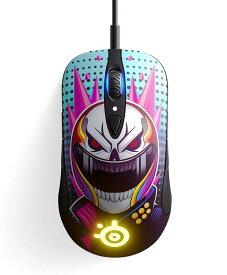 steelseries マウス Sensei Ten Neon Rider Edition [タイプ:光学式マウス インターフェイス:USB その他機能:カウント切り替え可能 重さ:92g] 【楽天】 【人気】 【売れ筋】【価格】