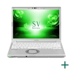 パナソニック ノートパソコン Let's note SV8 CF-SV8KM5VS [画面サイズ:12.1型(インチ) CPU:第8世代 インテル Core i5 8265U(Whiskey Lake)/1.6GHz/4コア CPUスコア:6123 ストレージ容量:SSD:256GB メモリ容量:8GB OS:Windows 10 Pro 64bit 重量:0.919kg]