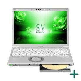 パナソニック ノートパソコン Let's note SV8 CF-SV8KN4VS SIMフリー [画面サイズ:12.1型(インチ) CPU:第8世代 インテル Core i5 8265U(Whiskey Lake)/1.6GHz/4コア CPUスコア:6123 ストレージ容量:SSD:256GB メモリ容量:8GB OS:Windows 10 Pro 64bit 重量:1.024kg]