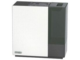 ダイニチ 加湿器 ダイニチプラス HD-RX520(WK) [ホワイト×ブラック] [加湿タイプ:ハイブリッド式(温風気化式) 設置タイプ:据え置き 適用畳数(木造和室):8.5畳 適用畳数(プレハブ洋室):14畳 タンク容量:5L その他機能:自動運転/チャイルドロック]