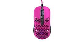 【ポイント5倍】Xtrfy マウス M42 RGB [PINK] [タイプ:光学式マウス インターフェイス:USB その他機能:カウント切り替え可能 重さ:59g] 【楽天】 【人気】 【売れ筋】【価格】