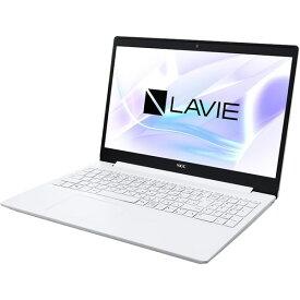 NEC ノートパソコン LAVIE Note Standard NS200/R2W PC-NS200R2W [画面サイズ:15.6型(インチ) CPU:インテル Celeron 4205U(Whiskey Lake)/1.8GHz/2コア CPUスコア:1311 ストレージ容量:HDD:500GB メモリ容量:4GB OS:Windows 10 Home 64bit 重量:2.2kg]