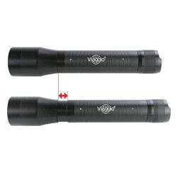 【送料無料】LED懐中電灯フォーカス機能搭載600lmFlashlightNavigator(600ルーメンフラッシュViaggio+)●