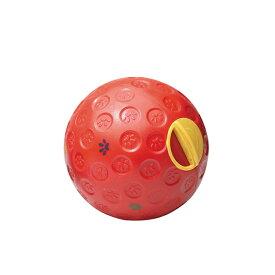 ファンタジーワールド トリートボール:S 10.5cm レッド DTB-SR (犬用おもちゃ)