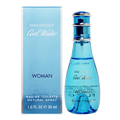 ダビドフ クールウォーターウーマンEDTSP (女性用香水) 30ml