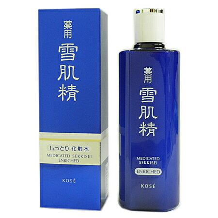 【医薬部外品】コーセー 薬用雪肌精エンリッチ (化粧水) 360ml【あす楽対応】