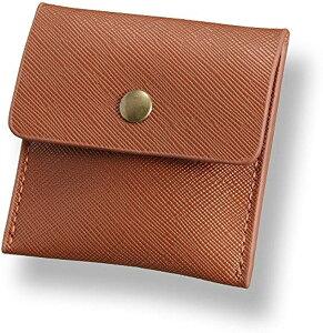 ポータブル 高級 携帯 灰皿 ポケット サイズ ブラウン(2.ブラウン, 携帯灰皿)