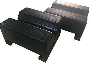 ジャッキスタンド用 ラバークッション 耐久性向上 リジットジャッキ ラバークッションゴム パッド EK-70(2個)