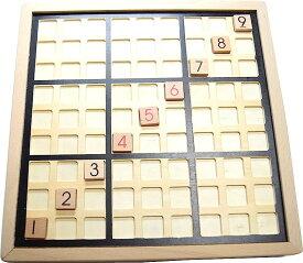 STARTSIDE 数独 すうどく 脳トレ 卓上 ボード ゲーム 9ブロックパズル(ブラック)