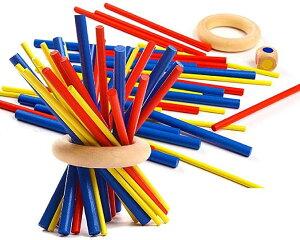 スティッキー テーブルゲーム ボードゲーム 木製 スティック 子供 家族 親子 すごもり(1個)
