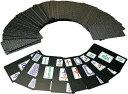 ペコモモワールド 麻雀 カード牌 PVC 携帯 旅行 カードゲーム ポータブル 卓上ゲーム