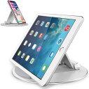 超安定タブレット スタンド ipad スマホ iphone 卓上 角度調整可能 アルミ合金素材 Tablet Stand Designed for Pro Ai…