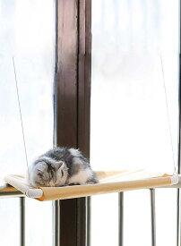 Shna 猫 ハンモック 大きな吸盤 大きな吸引、より強い キャンバス 秋と冬の使用に適しています55x35cm(黄色い, 55x35cm)