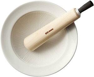 赤田刷毛工業 すりこ木 すり鉢セット すりこぎ すりばち ごま ひのき ブラシ